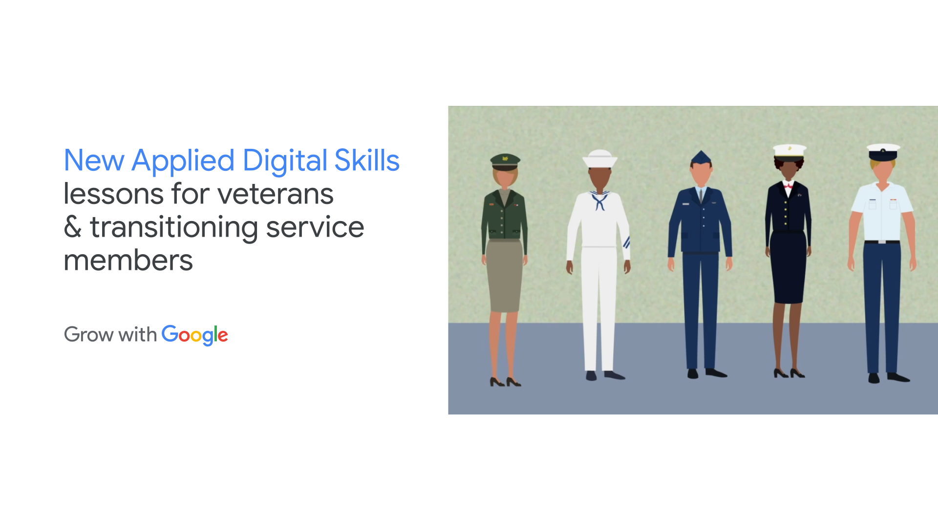 Applied Digital Skills for Veterans