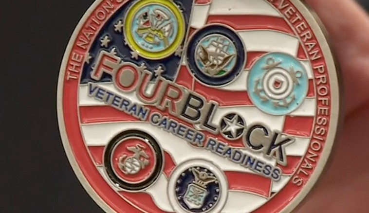 fourblock coin